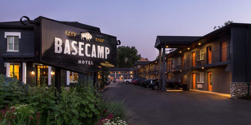 Boutique Hotel Base Camp Hotel